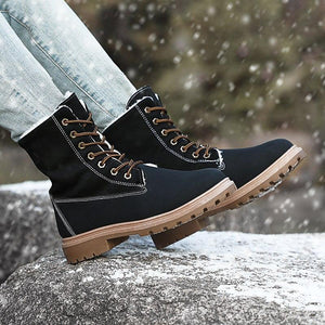2018 Winter Hot Sale High Quality Warm Plush Snow Boots