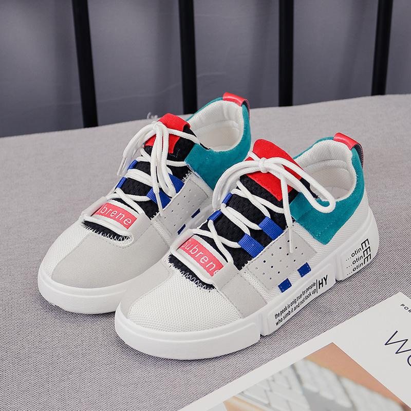 2019 breathable chunky sneakers casual trainers