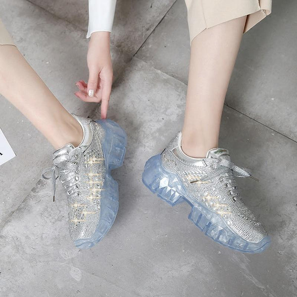 2019 Spring Women Comfortable Platform Shoes