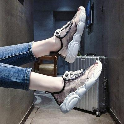 【Transparent shoe diary】A pretty face maker no difference,but a funnt soul is one in a million
