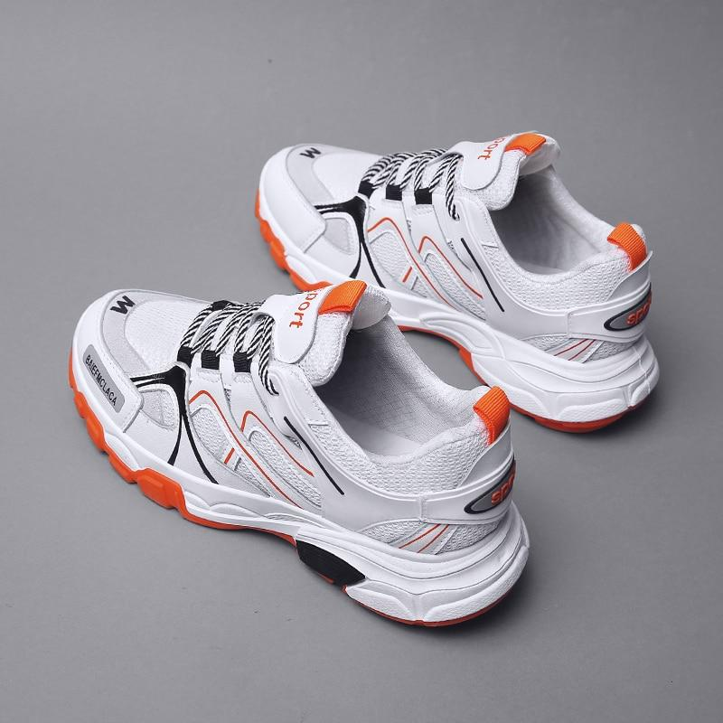 2019 Casual Women Sneakers Tenis Feminino Chunky Footwear Basket  Shoes