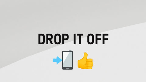 Get your phone fixed in 3 Easy Steps PAIR Mobile 3