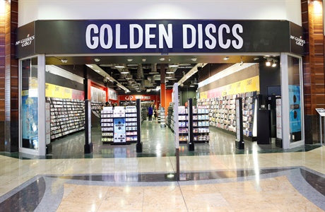 PAIR Mobile Dundrum - in Golden Discs