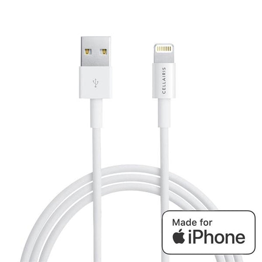 Cellairis Cables Cellairis Lightning to USB Data Cable MFI 6ft