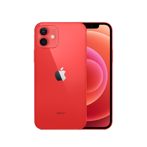 Apple Phones Red iPhone 12 128GB