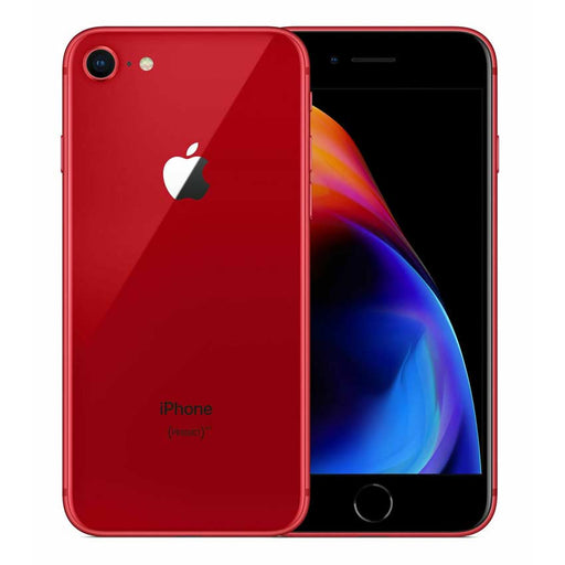 Apple Phones iPhone 8 64GB Red Sim Free Refurbished Grade A