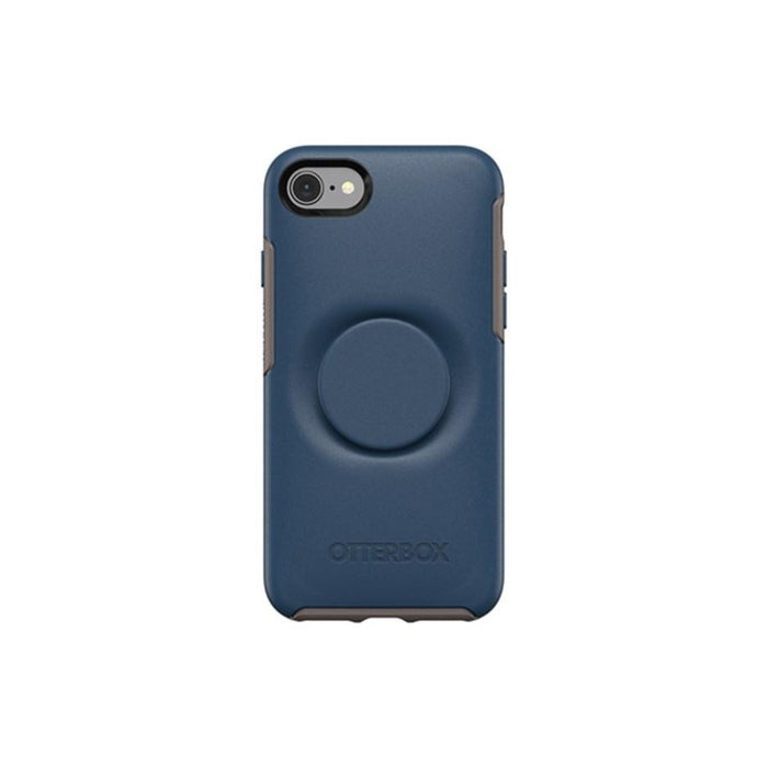 OtterBox Covers Blue OtterBox Otter+Pop Symmetry PopSocket Case for iPhone 7 / 8