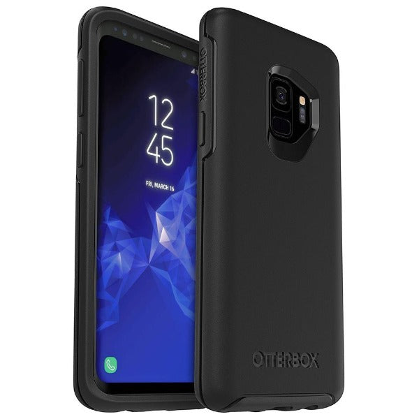 OtterBox Covers OtterBox Symmetry Case (Black) for Samsung Galaxy S9