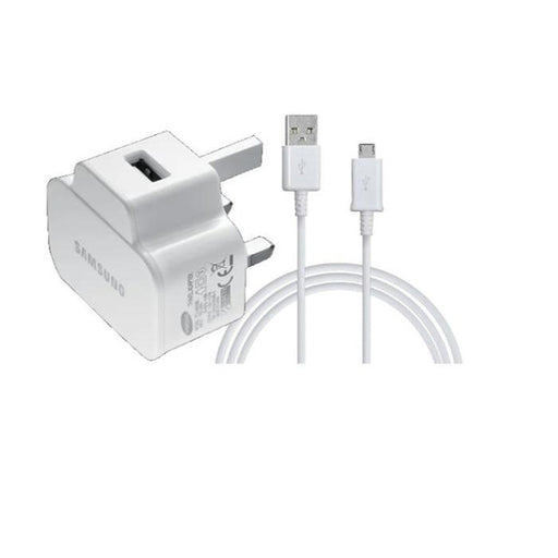Samsung Chargers Samsung Charging Plug and Micro USB Bundle