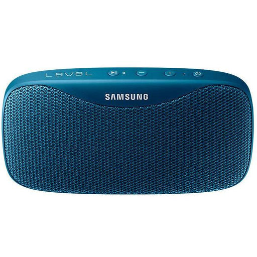 Samsung Speakers Samsung Level Box Slim Rechargeable Bluetooth Speaker 8W Blue