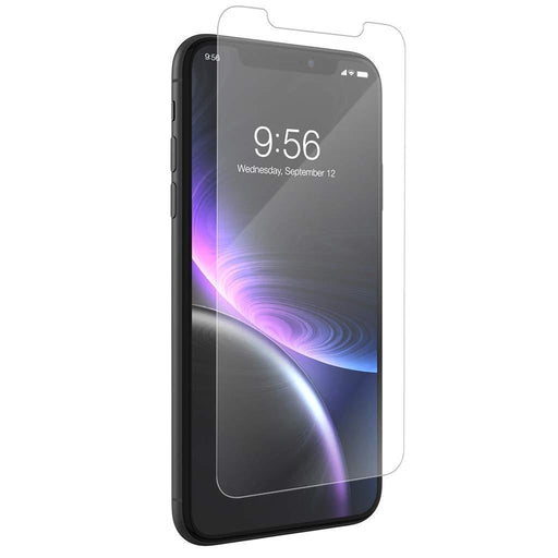 Zagg Screen Protectors Zagg InvisibleShield Glass+ Screen Protector for iPhone XR