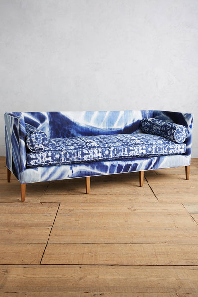 Shibori Inspired Sofa