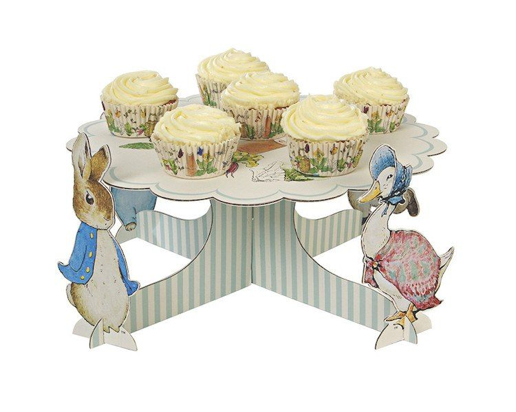 Cake Stands - Peter Rabbit Cake Stand, 1 Pc