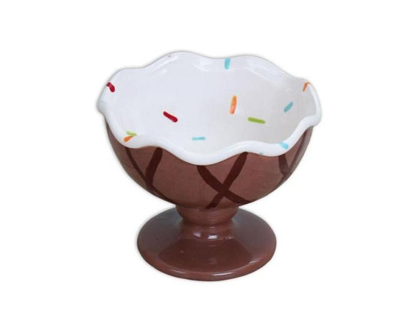 Ceramic Bisque - Big Sundae Bowl