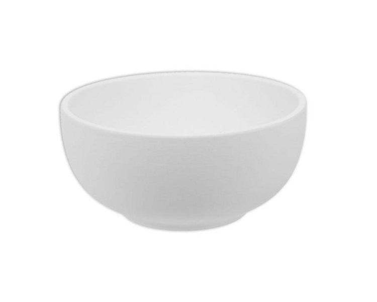 Ceramic Bisque - Coupe Soup Bowl