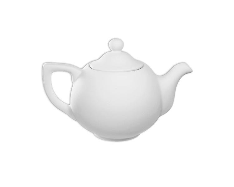 Ceramic Bisque - English Teapot