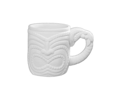 Ceramic Bisque - Tiki Mug
