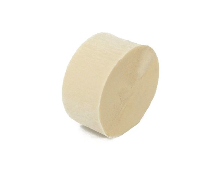 Ivory Crepe Streamers