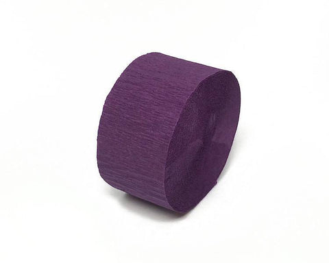 Purple Party Streamers