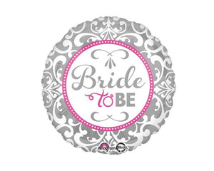 Foil Balloons - Bride To Be Foil Balloons - 17 Inch