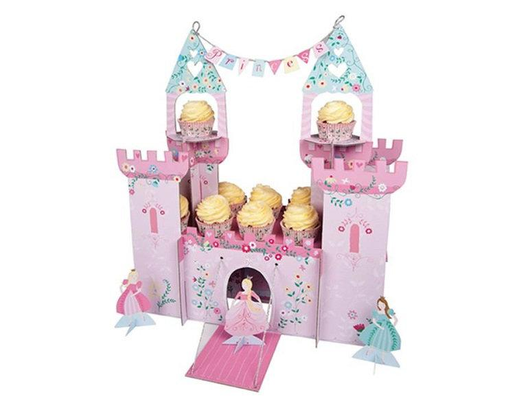 Food Trays - I'm A Princess Castle Table Centerpiece