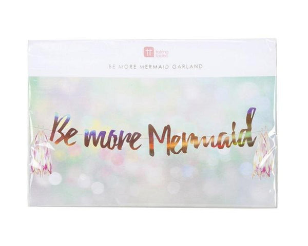 Garland - Be More Mermaid Garland