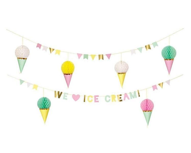 Garland - Ice Cream Garland