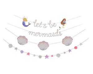 Garland - Let's Be Mermaids Garland