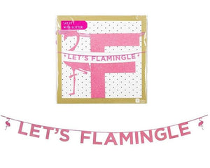 Garland - Let's Flamingle Garland