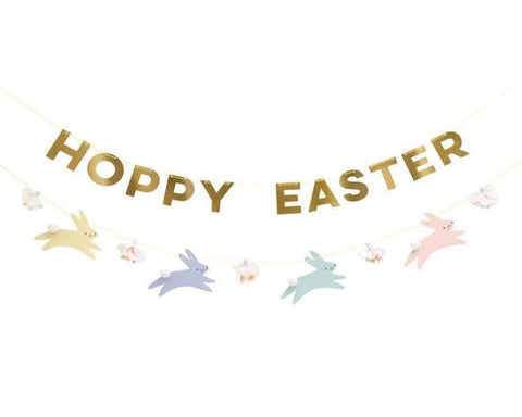 Garland - Pastel Hoppy Easter Garland