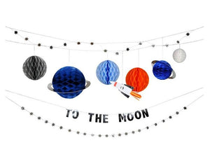 Garland - Space To The Moon Garland