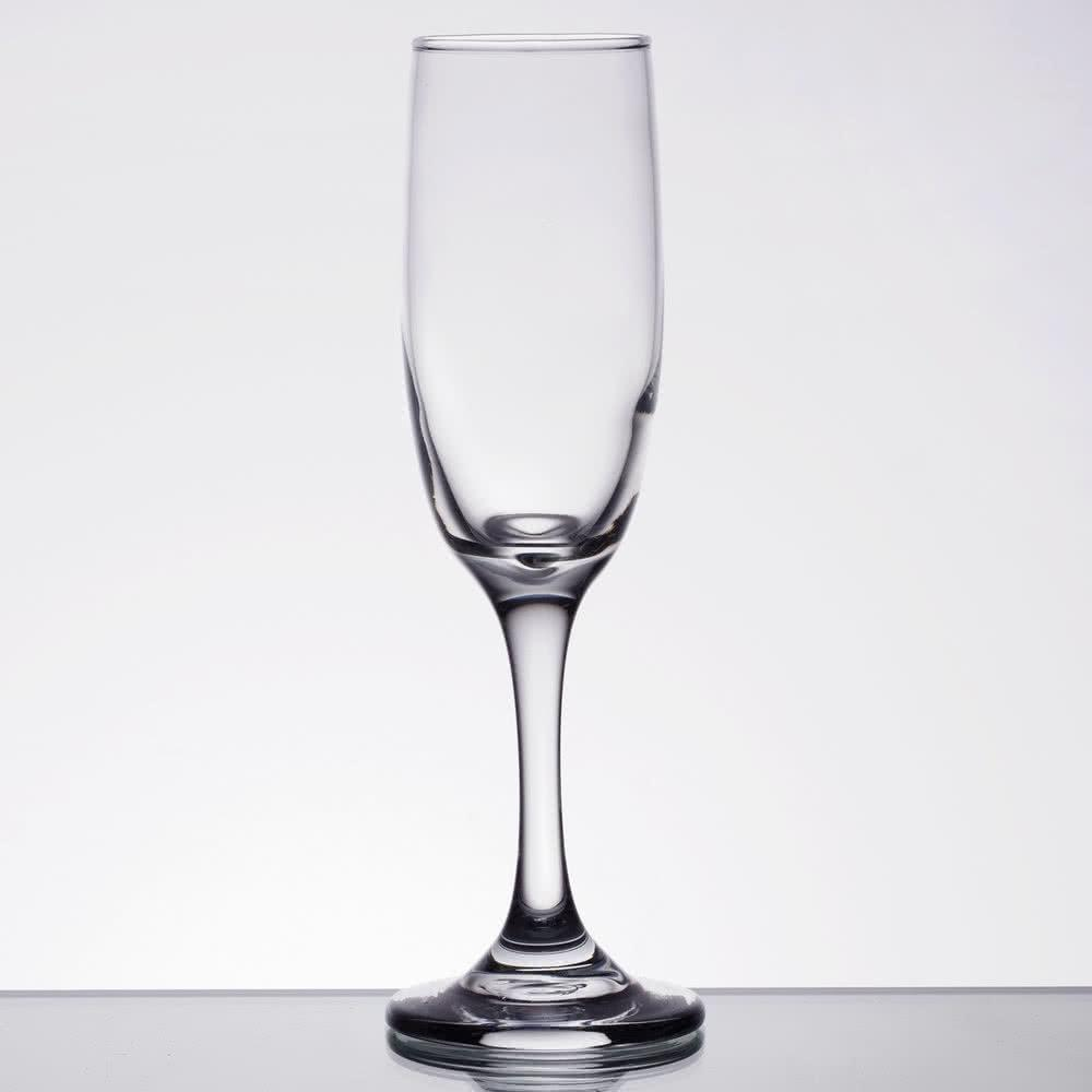 Glassware - Champagne Flute Glass 6.25 Ounces