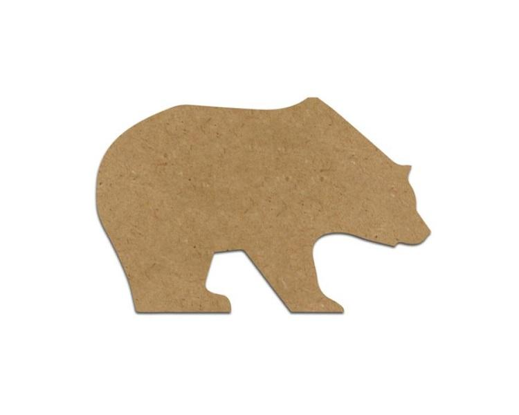 Mosaic Tile Plaque - Bear Mosaic Tile Project
