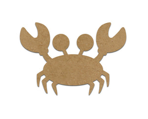 Mosaic Tile Plaque - Crab Mosaic Tile Project