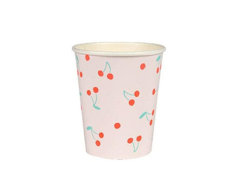 Paper Cups - Cherry Paper Cups