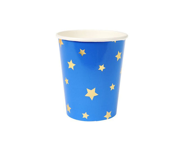 Paper Cups - Jazzy Stars Paper Cups
