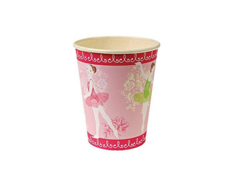 Paper Cups - Little Dancers Paper Cups