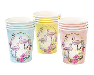 Paper Cups - Truly Flamingo Paper Cups