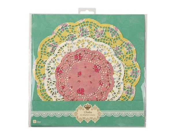 Paper Doilies - Truly Scrumptious Doilies