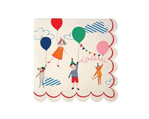 Paper Napkins - Children's Paper Napkins, Small