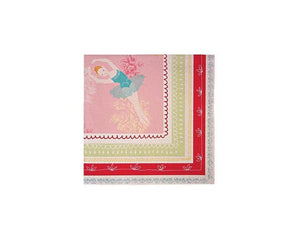 Paper Napkins - Little Dancers Paper Napkins, Small