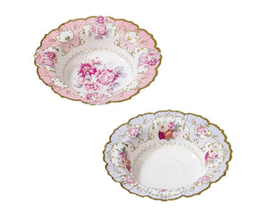 Paper Plates And Bowls - Truly Scrumptious Paper Bowls