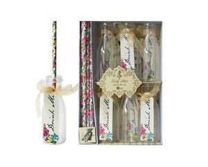 Paper Straws - Truly Alice In Wonderland Drink Me Set