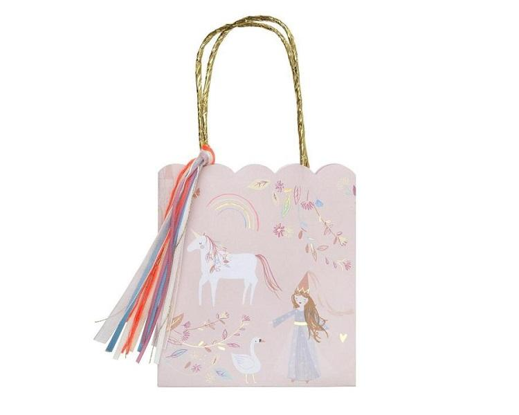 Party Favor Bags - Magical Princess Party Bags