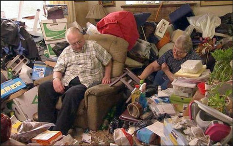EMDR Therapy Treatment of Hoarding