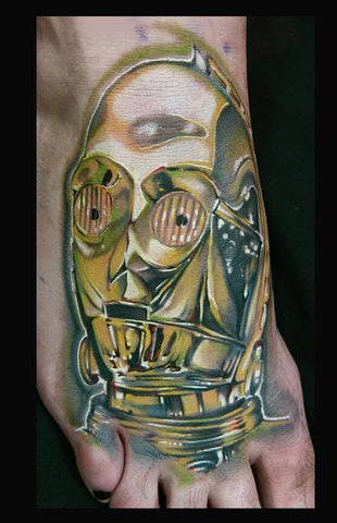 65 star wars tattoos you have to see to believe for Matching star wars tattoos