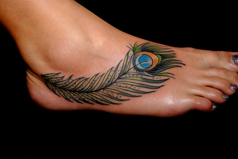 Mehndi Tattoo Peacock Feather : 10 trendy tattoo designs for 2014 temporary blog