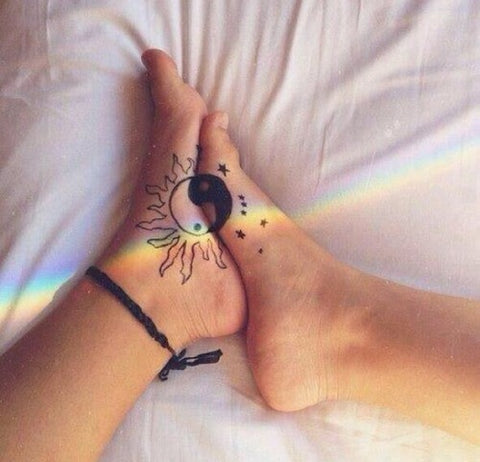 101 Creative Couple Tattoos Temporary Tattoo Blog
