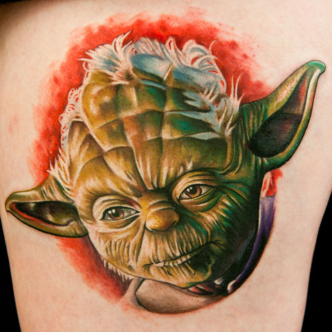 37c7e9dc6 65 Star Wars Tattoos You Have To See To Believe | Temporary Tattoo Blog