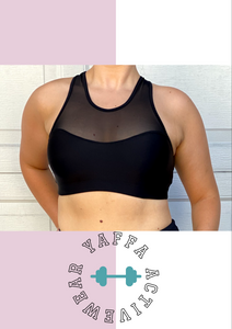 Skill fitness top - Yaffa Activewear